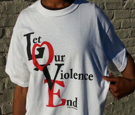 LOVE: Let Our Violence End