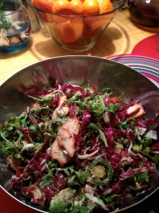 Chicken Salad. Freshly prepared.