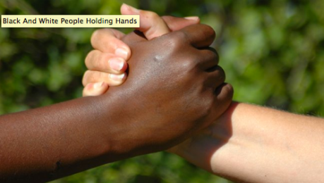 Together: http://fashionplaceface.com/black-and-white-people-holding-hands/